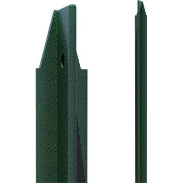 Piquet vert, H.175 x l.3 cm