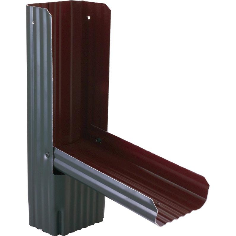 Récupérateur D Eau De Pluie Aluminium Ardoise Scover Plus Dév 30 Cm