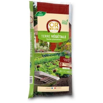 Terre Vegetale Au Meilleur Prix Leroy Merlin