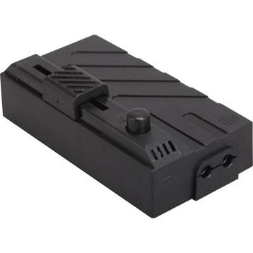 interrupteur et variateur de lampe variateur de lumi re au meilleur prix leroy merlin. Black Bedroom Furniture Sets. Home Design Ideas