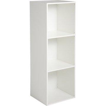 Etag re et meuble de rangement multikaz leroy merlin - Petite etagere de rangement ...