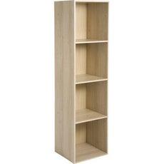 Etag re et meuble de rangement multikaz leroy merlin - Meuble bibliotheque leroy merlin ...