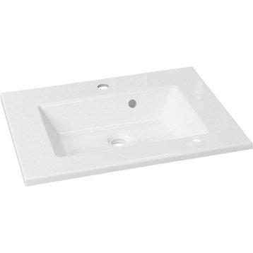 plan vasque meuble de salle de bains leroy merlin. Black Bedroom Furniture Sets. Home Design Ideas
