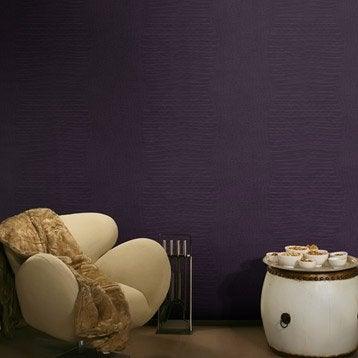Papier peint intissé Jakara violet
