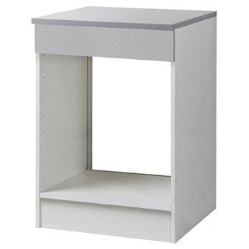 Meuble de cuisine 1er prix spring meuble haut bas et - Meuble cuisine en aluminium ...