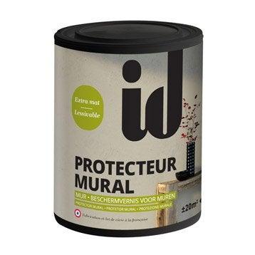 Peinture à effet ID, incolore mat, 1 l