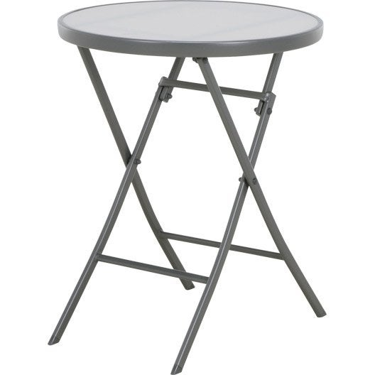 Table De Jardin Aluminium Bois R Sine Au Meilleur Prix
