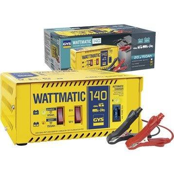 Chargeur de batterie de chantier GYS, 0 W