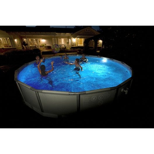 spot led blanc froid 5 w - Eclairage Piscine Leroy Merlin