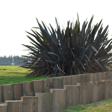 Bordure de jardin | Bordure béton, bois, pierre, ardoise au ...