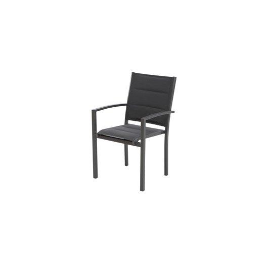 Chaise et fauteuil de jardin - Salon de jardin, table et chaise au ...