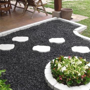 pas japonais traverse all e de jardin au meilleur prix leroy merlin. Black Bedroom Furniture Sets. Home Design Ideas