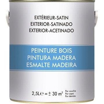 Good Peinture Bois Extrieur Blanc L With Conseil Peinture Bois Exterieur