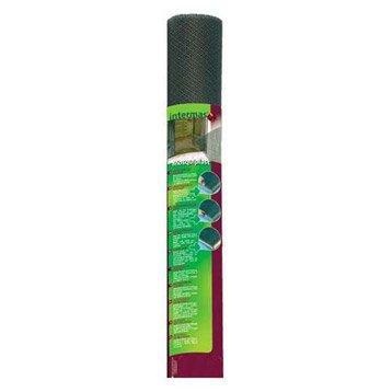 Moustiquaire fibre de verre, H.1 x L.3 m