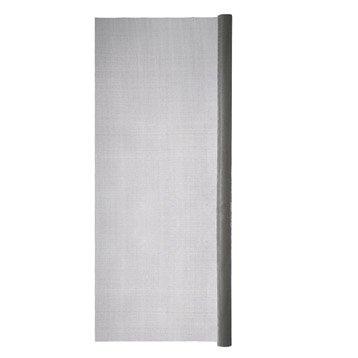 Moustiquaire fibre de verre, H.1 x L.2 m