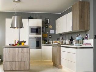 Une cuisine de 12m² fonctionnelle