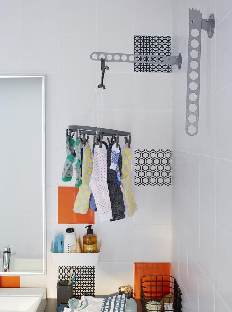 des astuces pour s cher le linge leroy merlin. Black Bedroom Furniture Sets. Home Design Ideas