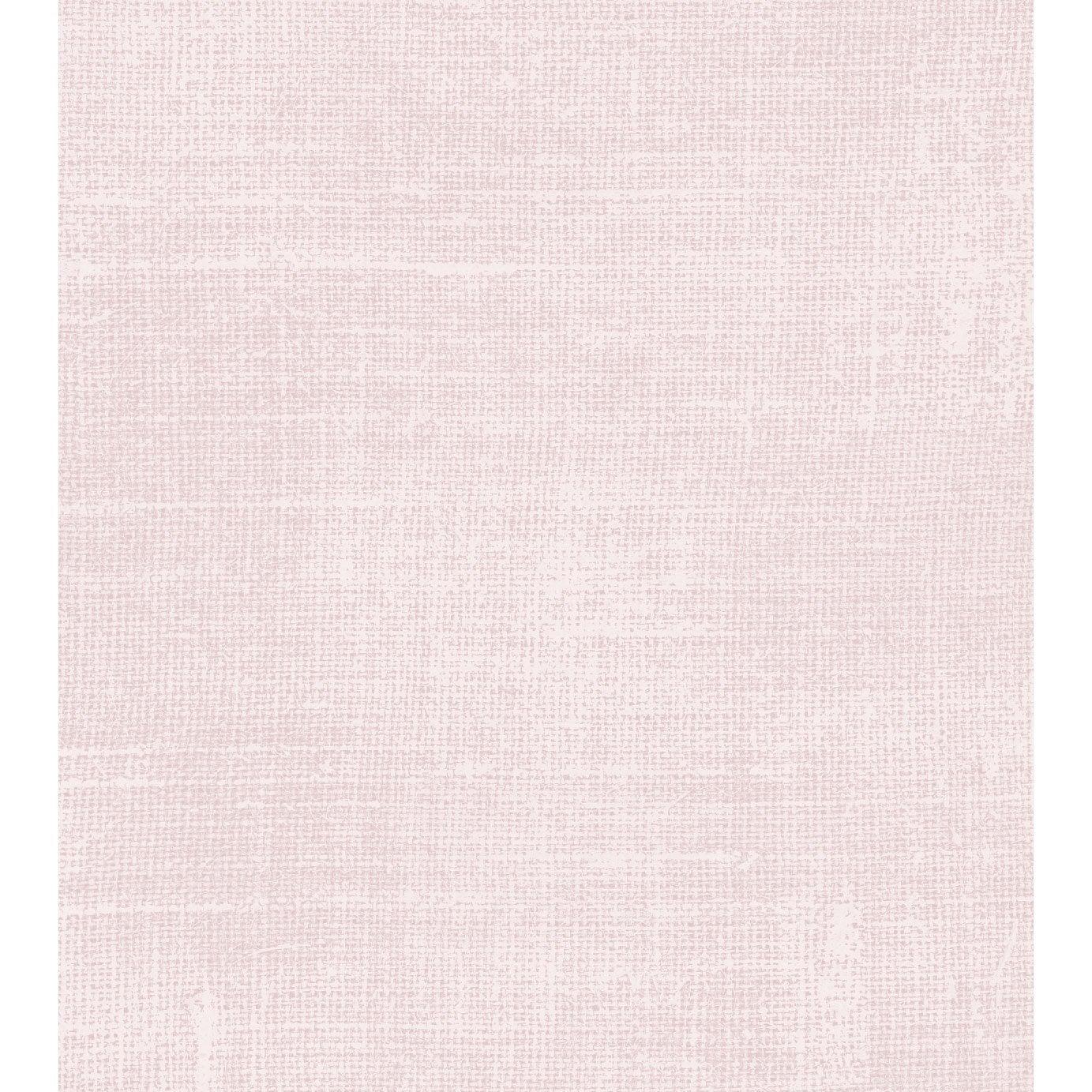 Papier peint intissé Uni flamant rose clair