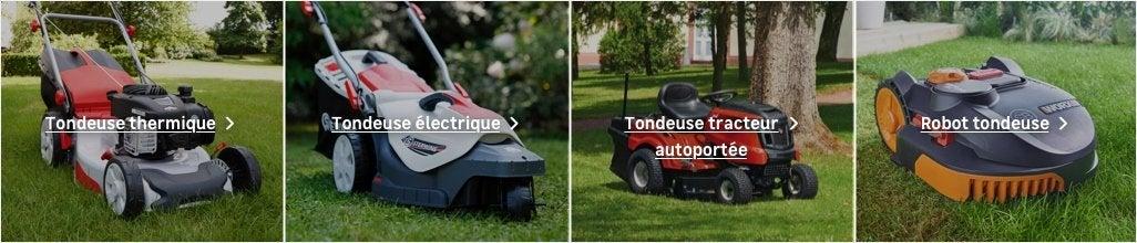 Accessoires Pour Tondeuse Et Autoportée Au Meilleur Prix