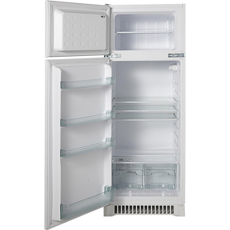 réfrigérateur intégrable frionor df228bi   leroy merlin