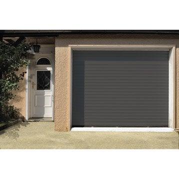 porte de garage sectionnelle enroulable basculante coulissante leroy merlin. Black Bedroom Furniture Sets. Home Design Ideas