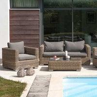 Nos mobiliers de jardin livrés gratuitement