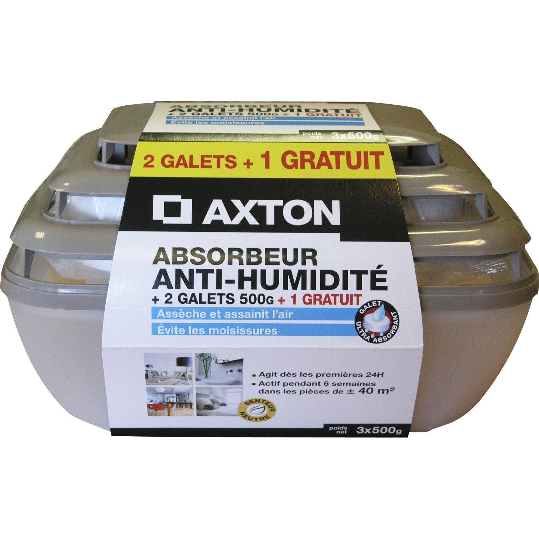 Absorbeur d humidit naturel vu de face tiroire du - Absorbeur d humidite efficace ...