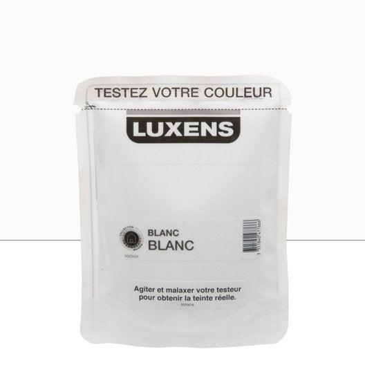 Testeur, mini dose pour tester la peinture - Echantillon Luxens ...