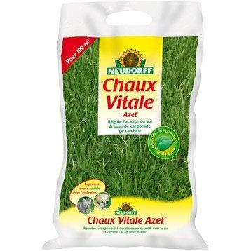 Chaux azet NEUDORFF 25kg, 100 m²