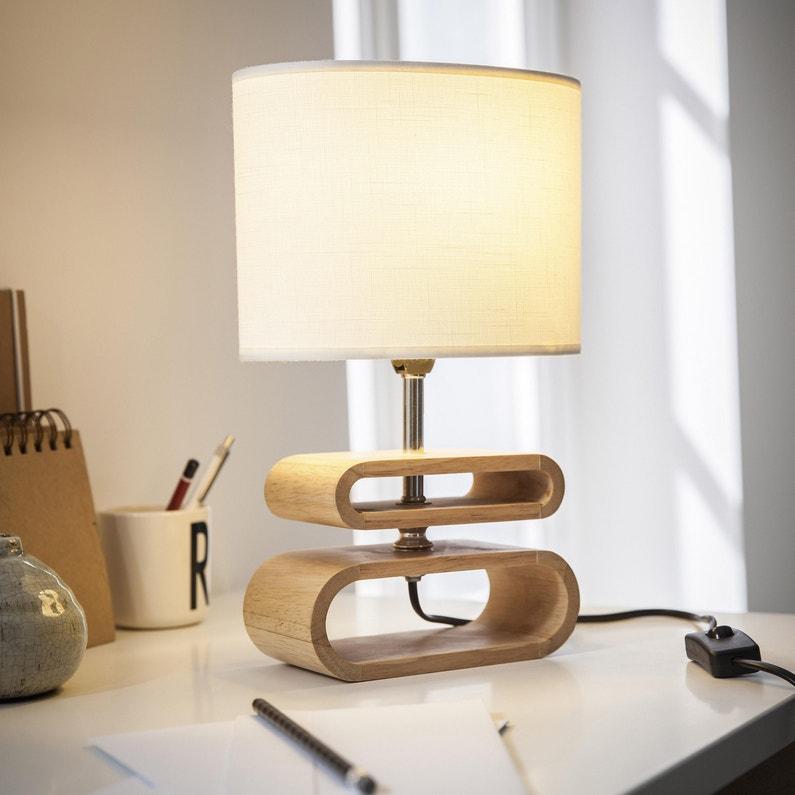 Lampe E14 Itto Corep Lin Blanc 40 W