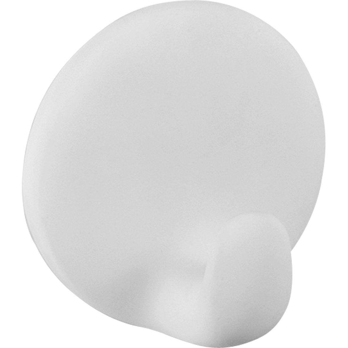 Crochet 1 tête Charlie, blanc-blanc 0