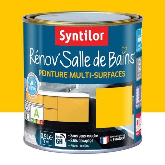 Peinture cuisine et bain peinture sur carrelage fa ence for Prix peinture faience