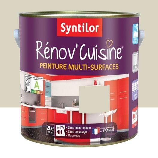 peinture pour meuble cuisine et bain peinture cuisine et bain au meilleur prix leroy merlin. Black Bedroom Furniture Sets. Home Design Ideas