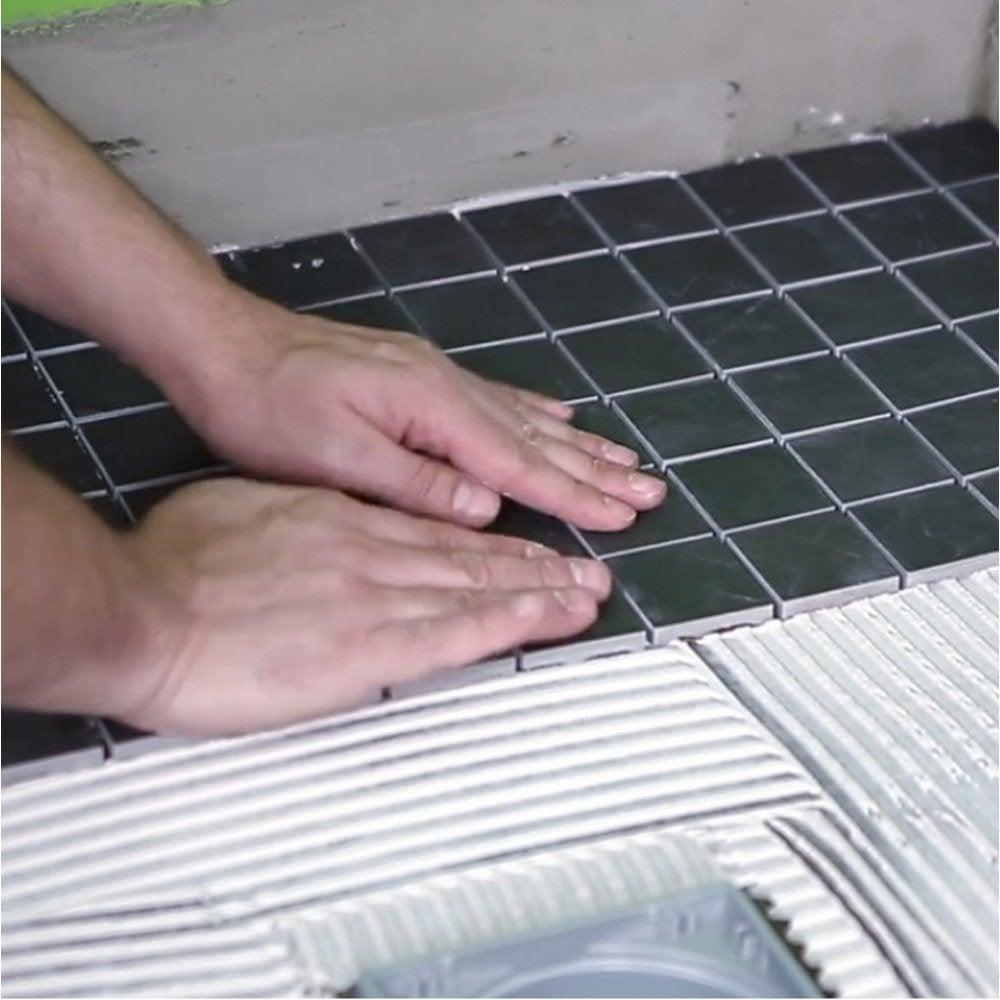 Poser Une Douche à Lu0027italienne, Partie 2 (3h)