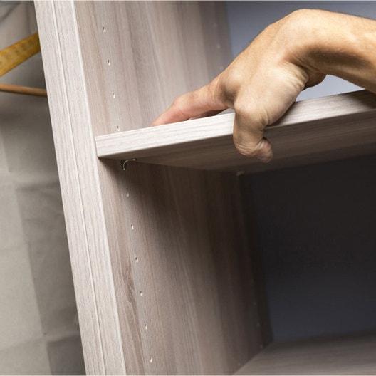monter un dressing partie 2 3h leroy merlin. Black Bedroom Furniture Sets. Home Design Ideas