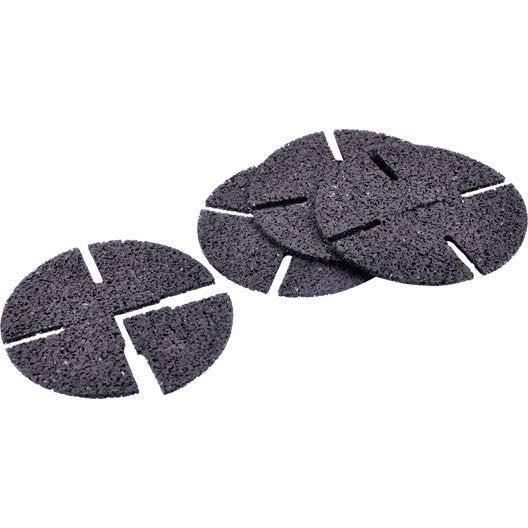cale amortisseur antibruit stabilisatrice pour plot h 3 mm leroy merlin. Black Bedroom Furniture Sets. Home Design Ideas