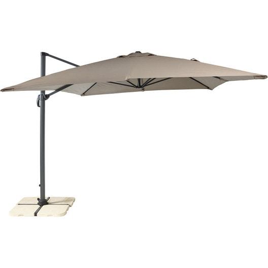 parasol rectangulaire