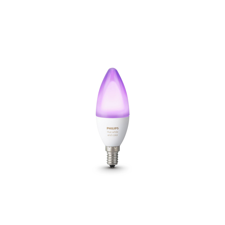 Connectée E14 Ampoule Ampoule Verre Philips rdxoCBeW
