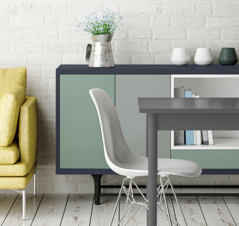 la peinture pour meuble leroy merlin. Black Bedroom Furniture Sets. Home Design Ideas