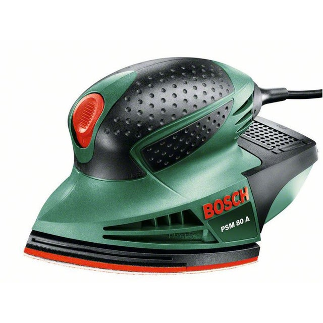 Ponceuse Multifonctions Bosch Psm 80a 80 W