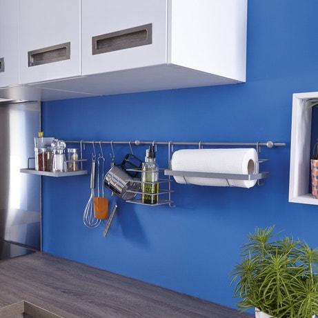 Oser le bleu pour votre crédence de cuisine