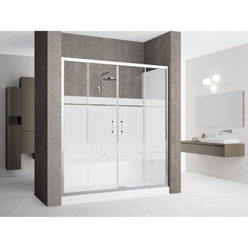 remplacer sa baignoire par une douche leroy merlin. Black Bedroom Furniture Sets. Home Design Ideas