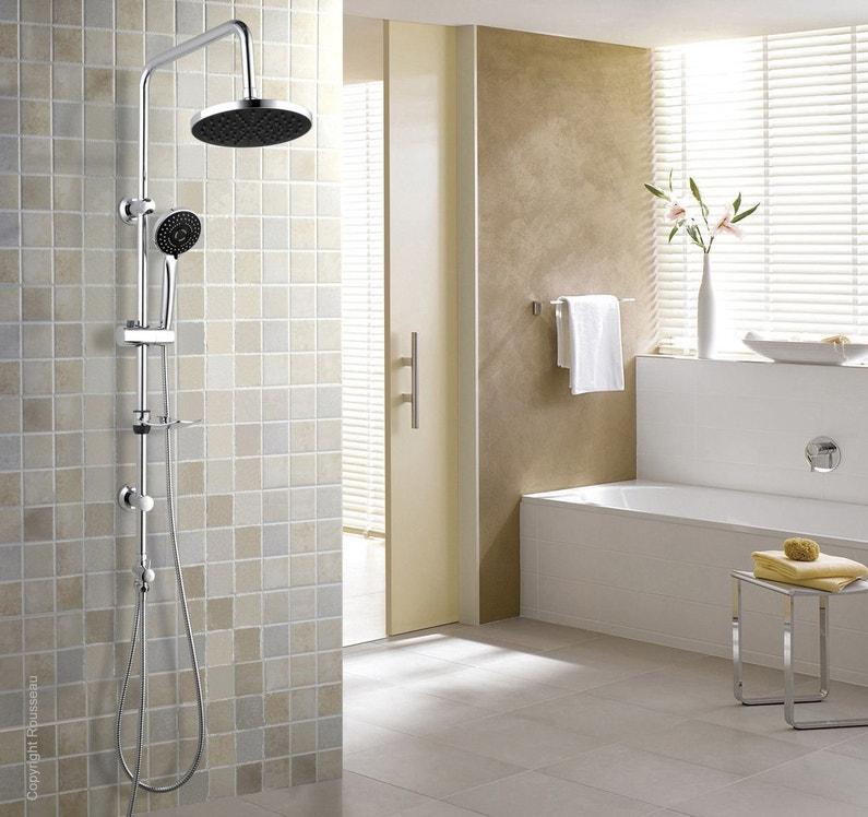 Une colonne de douche d gag e leroy merlin - Leroy merlin colonne de douche ...