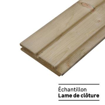 échantillon Lame De Clôture Au Meilleur Prix Leroy Merlin