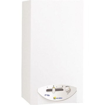 chauffe eau gaz chauffe eau gaz instantan au meilleur prix leroy merlin. Black Bedroom Furniture Sets. Home Design Ideas