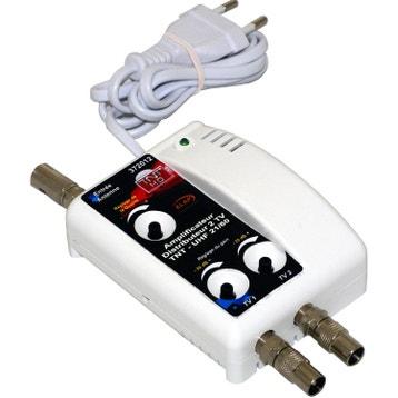 Amplificateur Intérieur Terrestre 2 Sorties Leroy Merlin