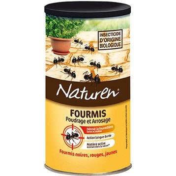 Poudre antifourmis NATUREN, 0.25 kg