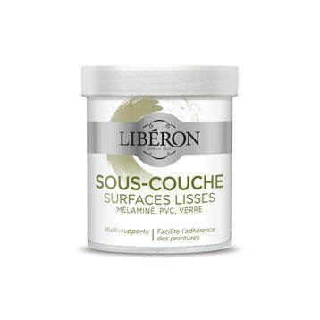 Primaire, lisse, LIBERON, Surface lisse, blanc 1