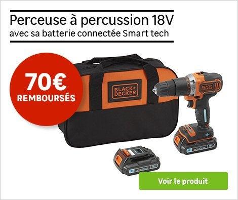 Black et Decker Smartech