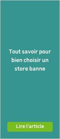 Store Banne Au Meilleur Prix Leroy Merlin
